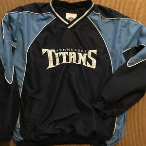 Tennessee Titans Pullover Jacket